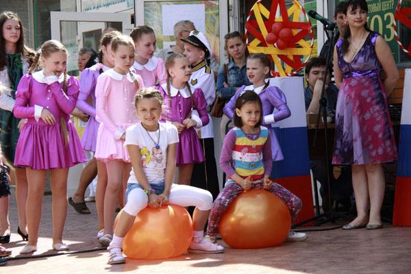 День детей в Малаховке