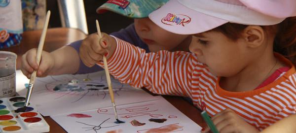 День защиты детей в Малаховке, фото - Светлана Фонфрович 4