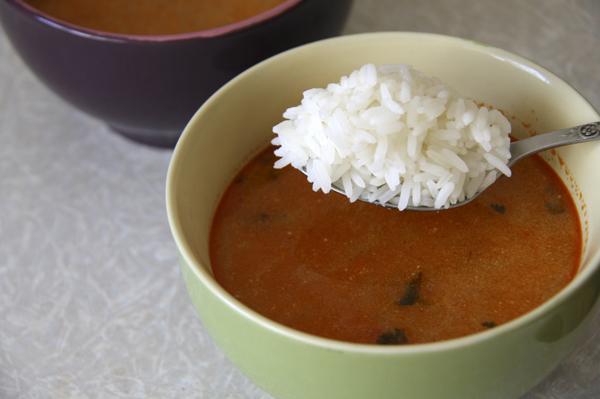 Суп Том Ям рецепт - фото Светланы Фонфрович