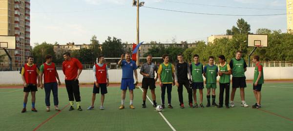 Футбол в Малаховке, фото - Светлана Фонфрович, 1