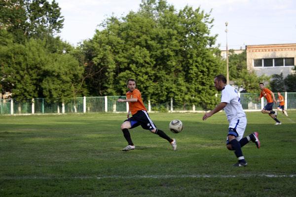 Футбол в Малаховке, фото - Светлана Фонфрович, 10