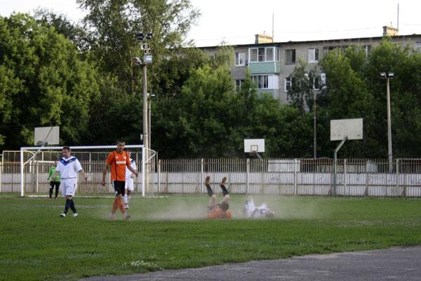 Футбол в Малаховке, фото - Светлана Фонфрович, 11
