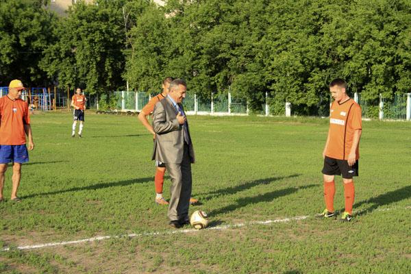 Футбол в Малаховке, фото - Светлана Фонфрович, 6