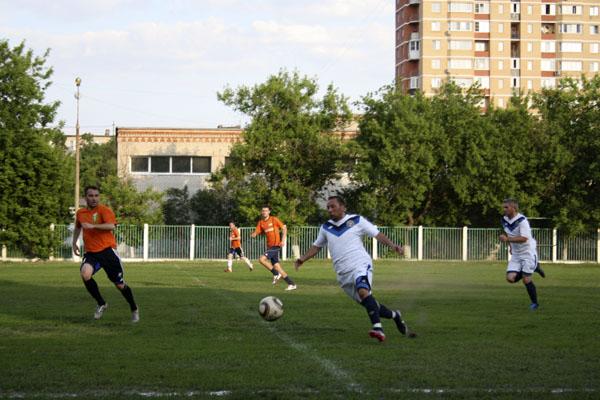 Футбол в Малаховке, фото - Светлана Фонфрович, 9
