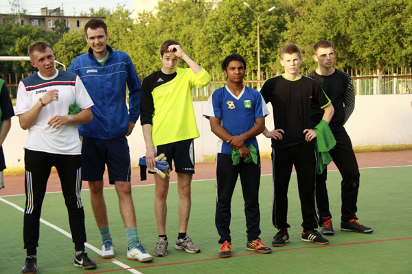 Футбол в Малаховке, фото - Светлана Фонфрович