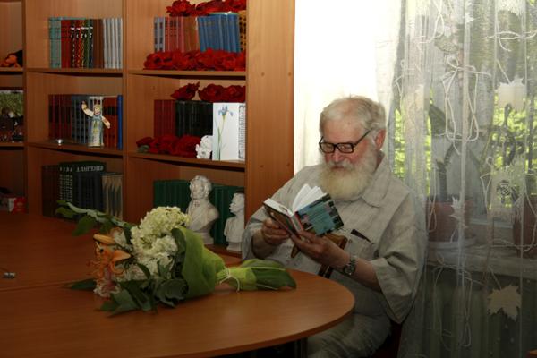 Микушевич ВБ, Малаховка, фото- Светлана Фонфрович