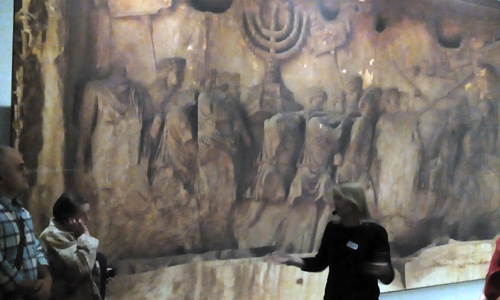 Еврейский музей, экскурсия