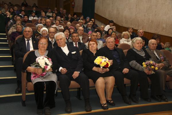 День пожилого человека в Малаховке - фото Noory San