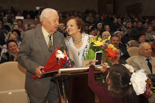 День пожилого человека в Малаховке фото NoorySan
