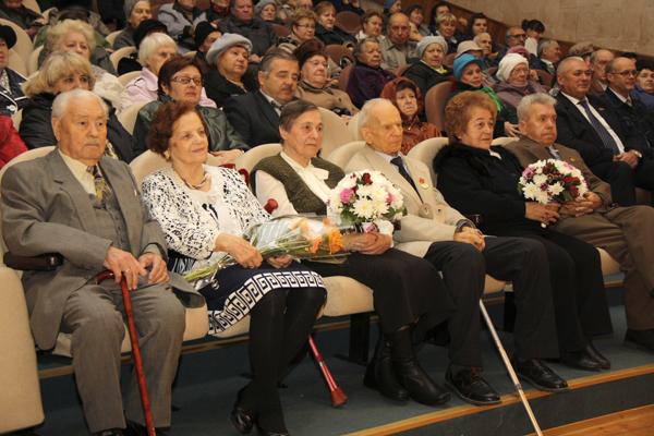 День пожилого человека в Малаховке, фото - NoorySan.ru