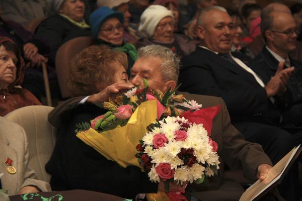 День пожилого человека в Малаховке - фото NoorySan.ru