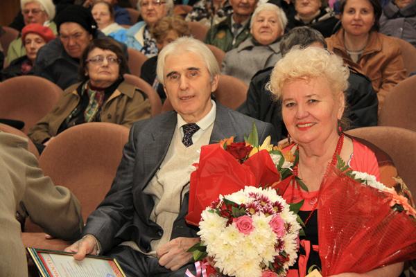 День пожилого человека в Малаховке, фото NoorySan.ru