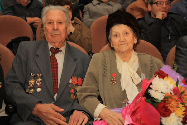 День пожилого человека в Малаховке фото - NoorySan