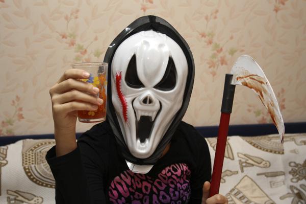 Закуски и угощения на Хэллоуин рецепты