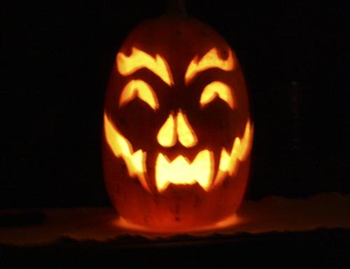 Угощения на Хэллоуин