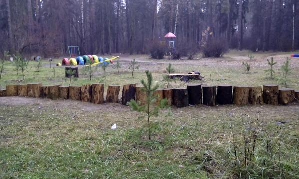Администрацию Малаховки оштрафовали за дет. площадку