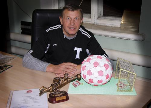Владимир Малахов - организатор турнира памяти Дрюккера