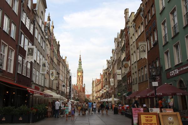 Чего не стоит делать в Гданьске