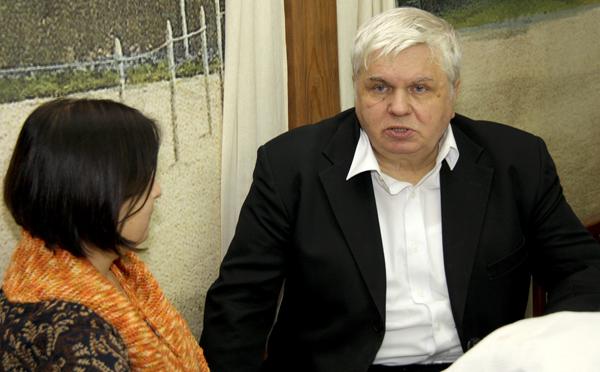 Московская балалайка, Владимир Ионченков