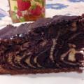 Торт Зебра рецепт (4)