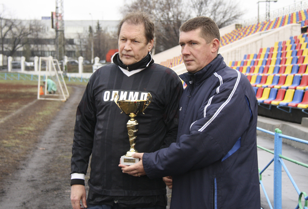 Турнир памяти Дрюккера 2014, 2 место - Лыткарино