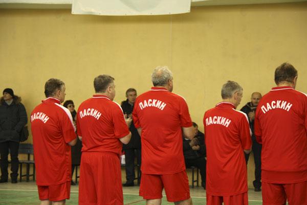 Турнир памяти Паскина в МГАФК Малаховка