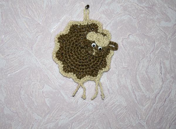 Сивол года - овца от @NoorySan