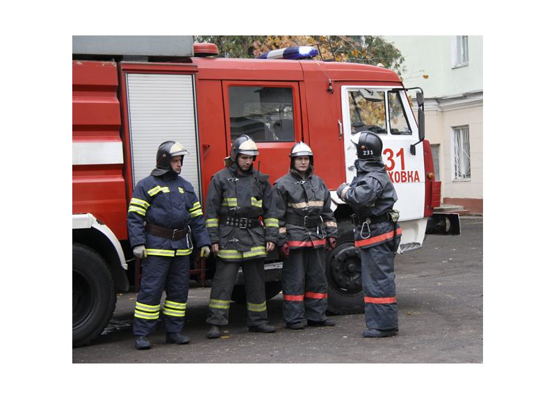 История пожарной охраны