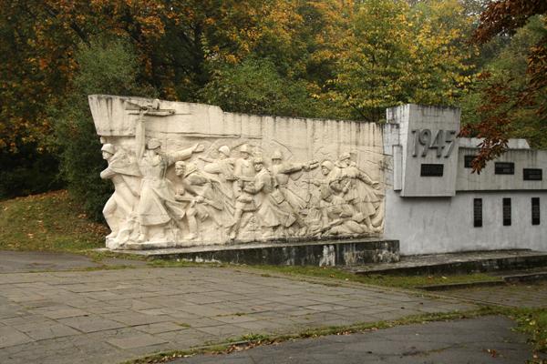 Взятие Кёнигсберга. Штурм Пятого форта