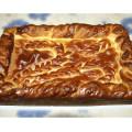 Грибной пирог рецепт теста и начинки