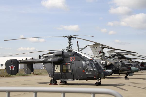 вертолеты на МАКС 2015, души умерших танков, российские боевые вертолеты