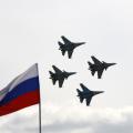 высший пилотаж, су-27 и су-30, МАКС 2015