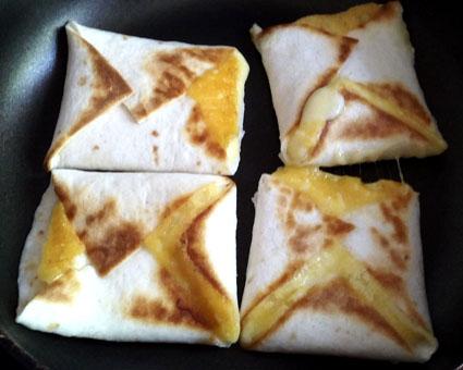 Конверты с сыром
