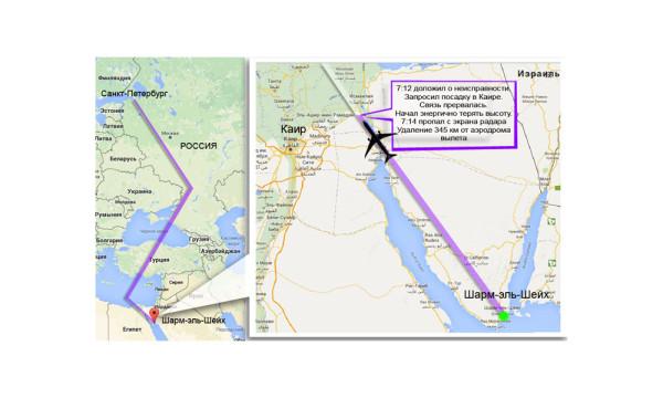 место крушения а 321, место крушения самолета в египте, обломки самолета когалымавиа, место падения самолета в египте, где упал самолет когалымавиа, фото места крушения самолета в египте, карта полета когалымавиа, карта полета а 321 египет