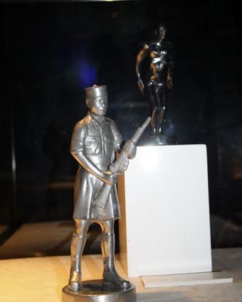 стойкий оловянный солдатик, royal selangor