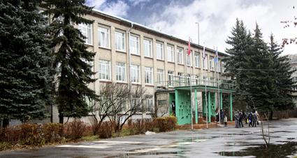 школа 47 малаховка, история поселка мэз, школа 47 1965 год, строительство школы 47