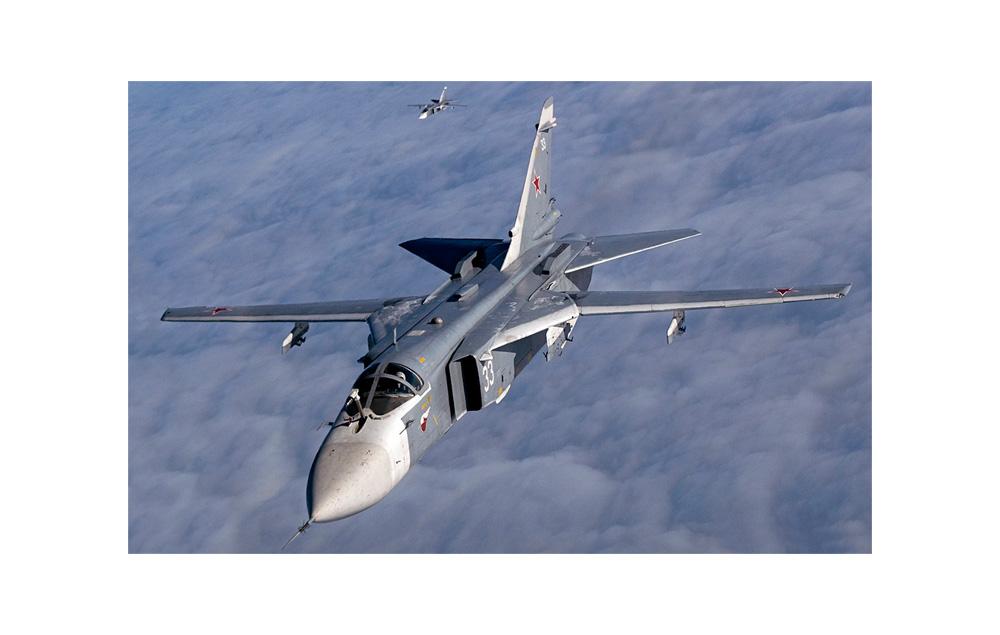 Су-24 сбит в Турции — будет ли война?