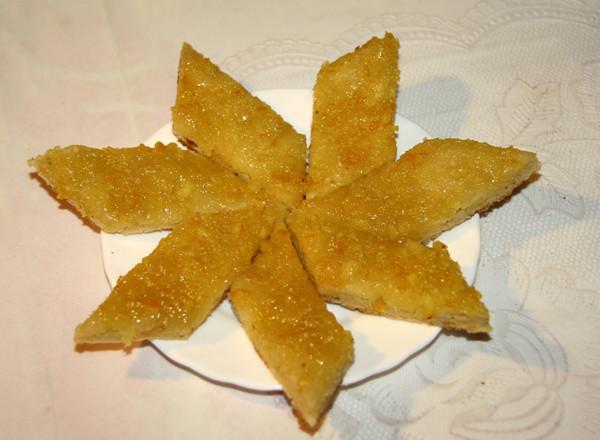 печенье ромбики