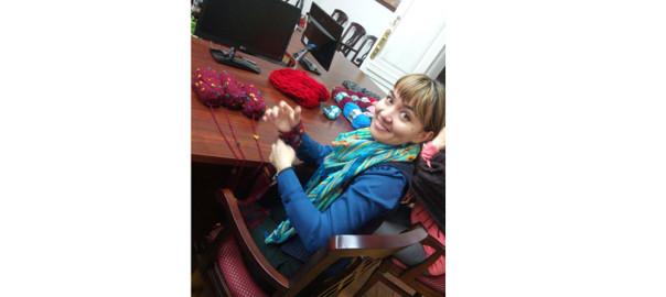 Вязание без спиц