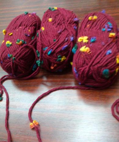 вязание на руках без спиц