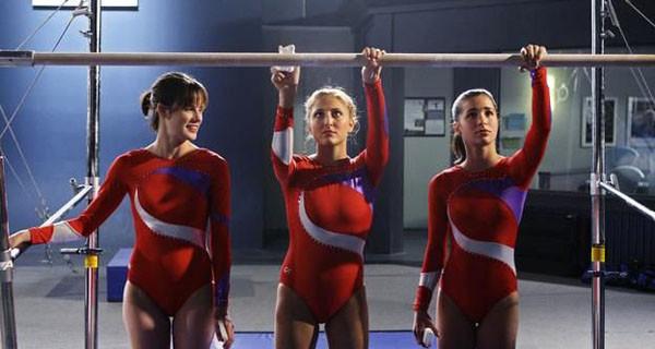 гимнастки, гимнастика для похудения