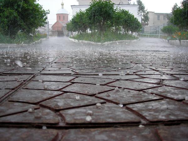 как вызвать дождь, дождь