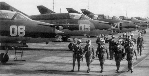 летчики истребители