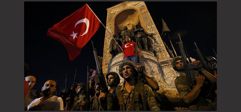 Анализ обстановки в Турции