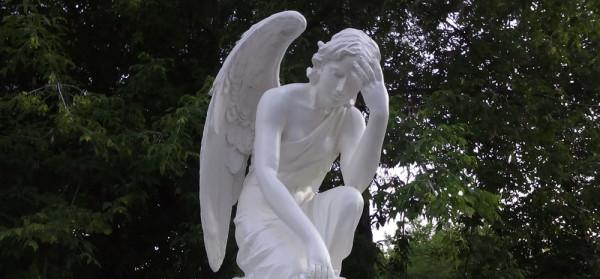 Ангел у школы 47