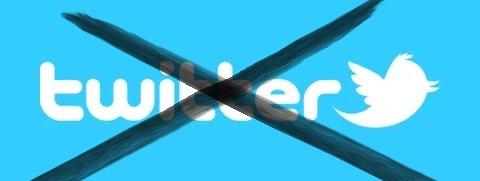 прощай твиттер