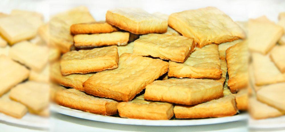 Творожное печенье тети Риты