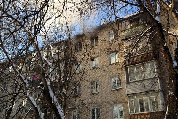 пожар на мэзе 18.01.17