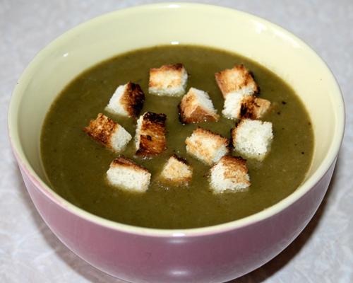 камуфляжный суп