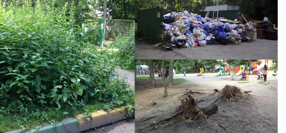 Малаховка — зона безответственности
